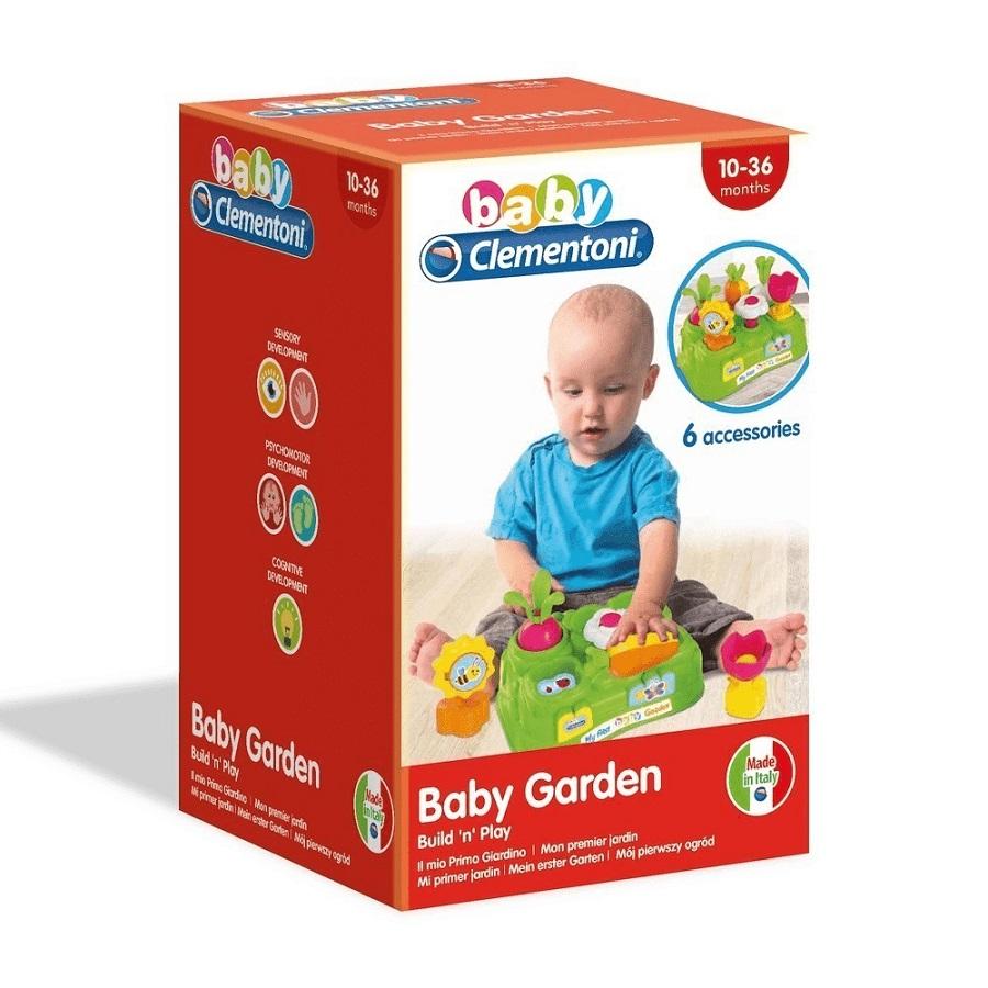 Baby Clementoni | Kolorowy Ogród