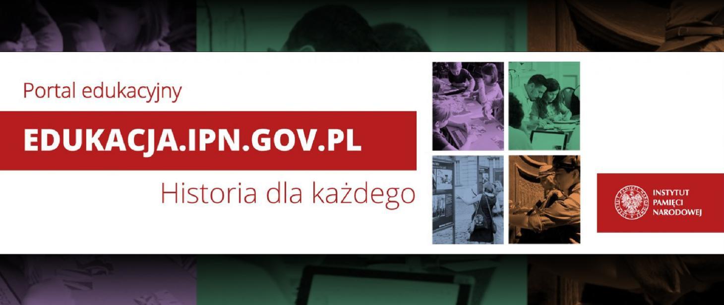 Edukacja historyczna online – skorzystaj z zasobów IPN gov_pl
