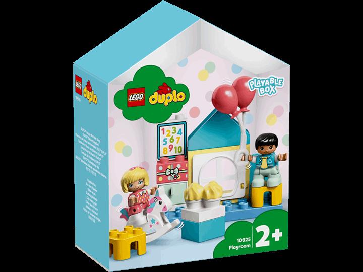 LEGO® DUPLO| Pokój zabaw