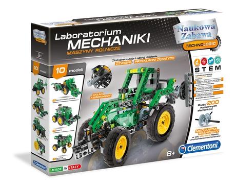 Laboratorium Mechaniki | Maszyny Rolnicze