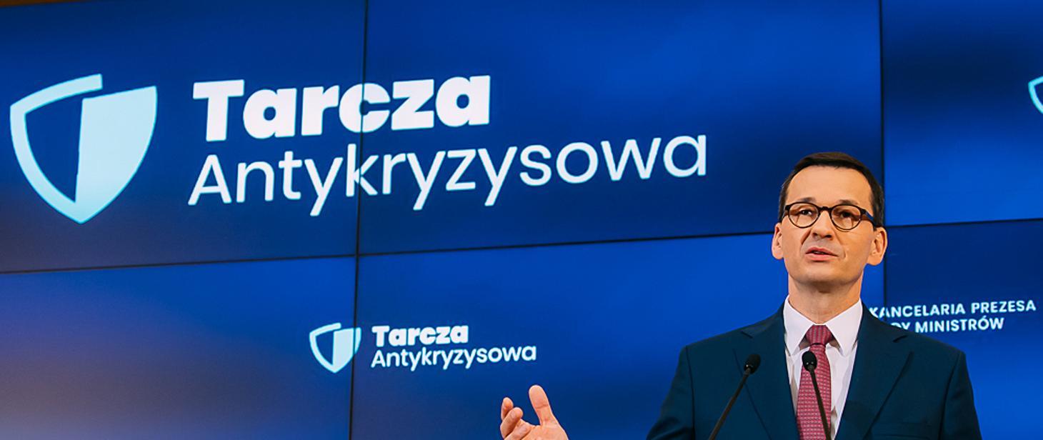 Tarcza Antykryzysowa ma ochronić firmy i pracowników przed skutkami epidemii koronawirusa gov pl