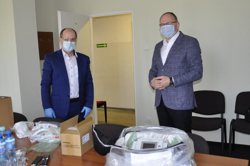 Gmina Oświęcim Respiratory