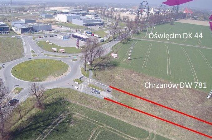 Nowy wykonawca dokończy budowę obwodnicy Podolsza powiat-oswiecim-pl