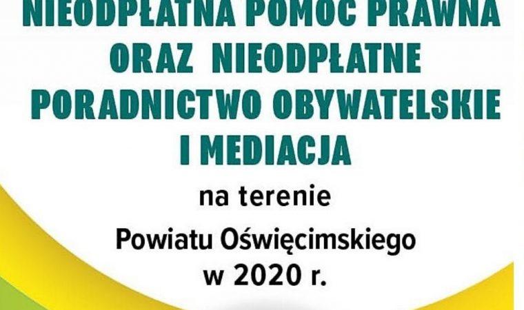 Prawnicy i doradcy bezpłatnie pomogą w trudnym czasie powiat-oswiecim-pl