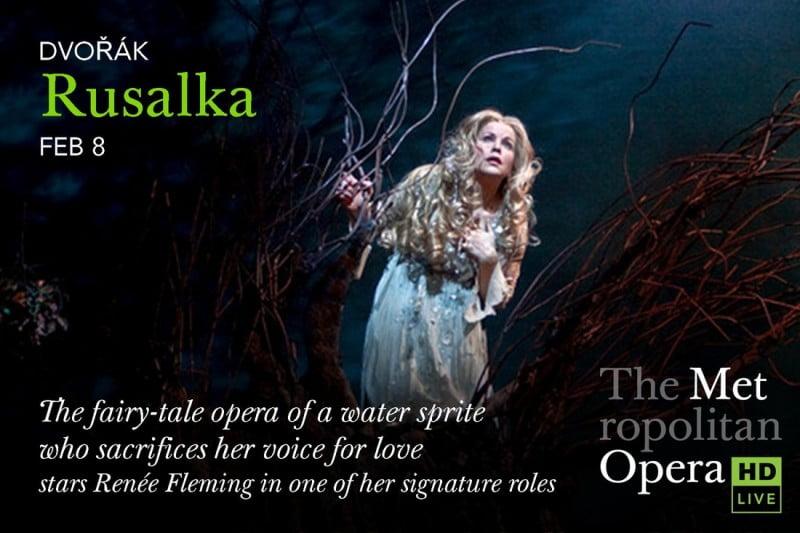 Rusałka - transmisja z Metropolitan Opera w Nowym Jorku ock-org-pl