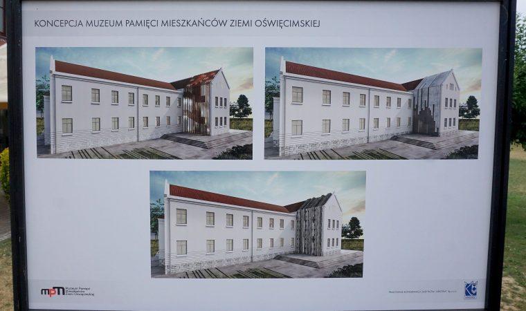 Ważne kroki w kierunku docelowej siedziby Muzeum Pamięci powiat-oswieci-pl