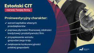 Estoński CIT podatki gov pl