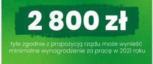 Minimalna płaca w górę gov pl