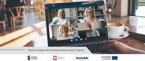 Seniorze, świętuj online Międzynarodowy Dzień Przyjaźni! gov pl