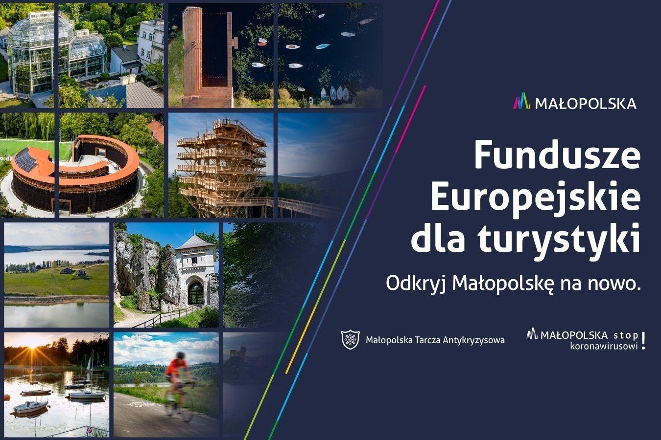 Małopolska dla wszystkich, czyli wakacje z Funduszami Europejskimi malopolska pl info oswiecim