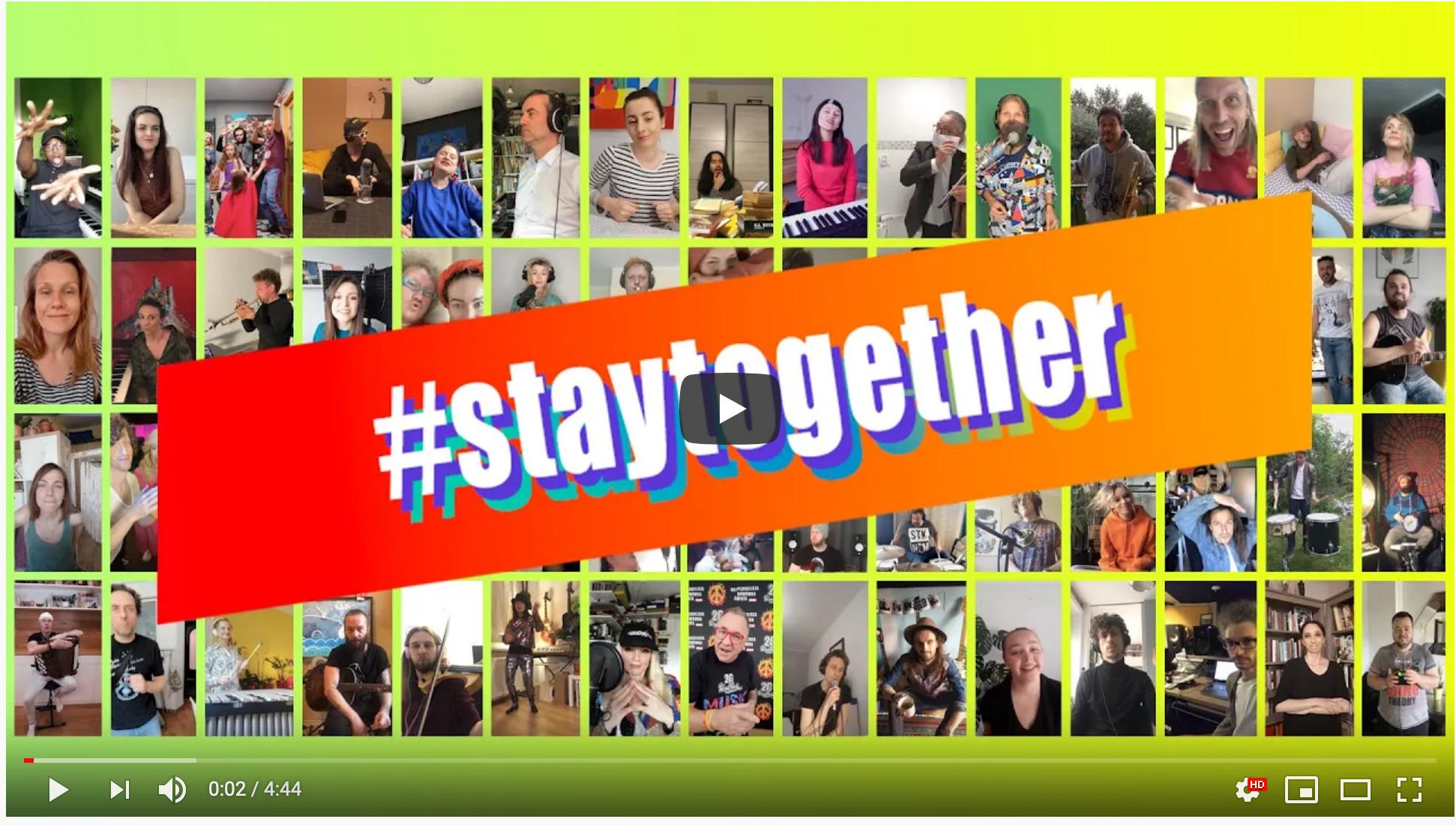 WOŚP #StayTogether - Odpowiedzialni Razem! OpenStage info oswiecim