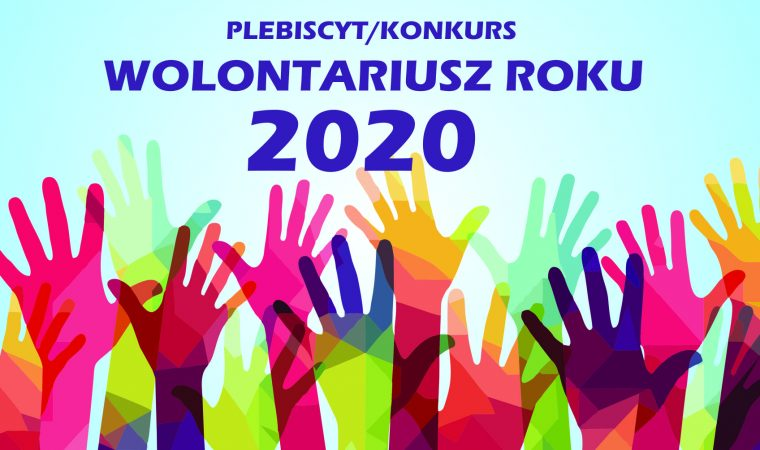 Wolontariusz Roku 2020 z MOWP i Powiatem Oświęcimskim. Nominacje do 20 listopada powiat oswiecim pl