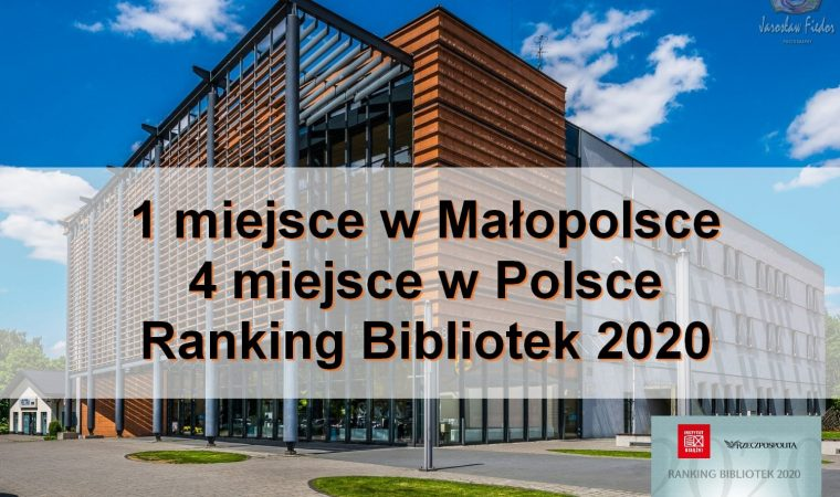 Oświęcimska (i powiatowa) książnica najlepsza w Małopolsce! Biblioteka oswieciem powiat oswiecim pl