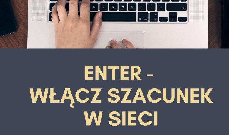 Miejska Biblioteka Publiczna w Oświęcimiu Enter Włącz Szacunek w Sieci