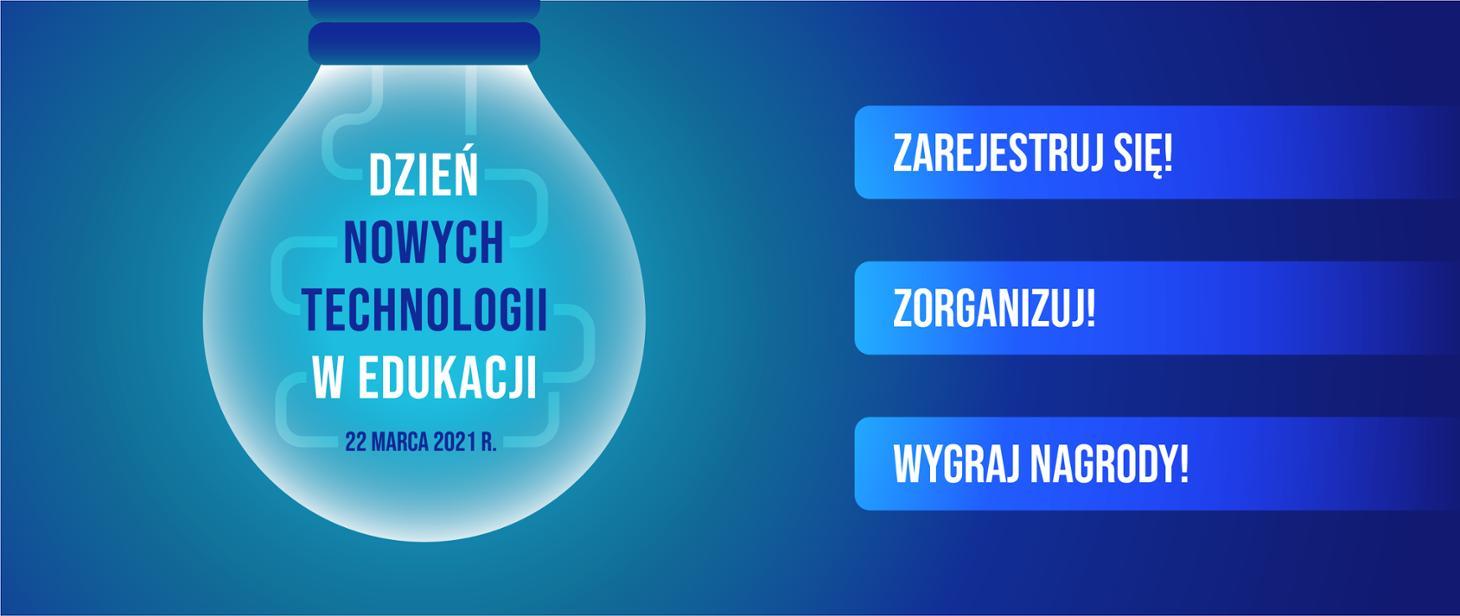 Dzień Nowych Technologii w Edukacji 2021 – zapraszamy do udziału! gov pl Ministerstwo edukacji i nauki