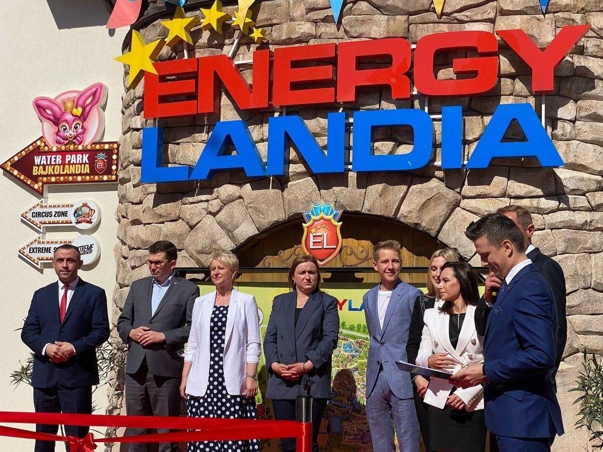 Energylandia znów otwarta malopolska pl