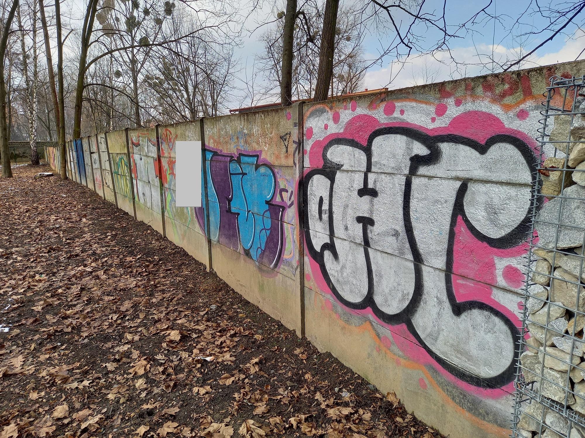 Miasto Oświęcim. Konkurs na mural o tematyce pokojowej nowym Parku Pokoju w Oświęcimiu