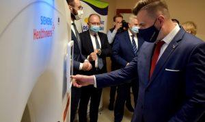 """Powiat Oświęcimski """"Mercedes wśród tomografów"""" już służy pacjentom naszego szpitala"""