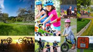 Rowerowa wycieczka – najlepszy prezent na Dzień Dziecka malopolska pl